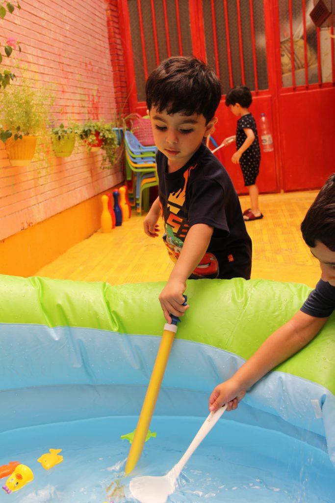 مهد کودک ورزشی